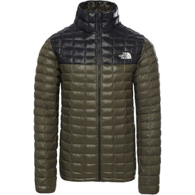 The North Face ThermoBall Eco Jakke Herrer, new taupe green/tnf black